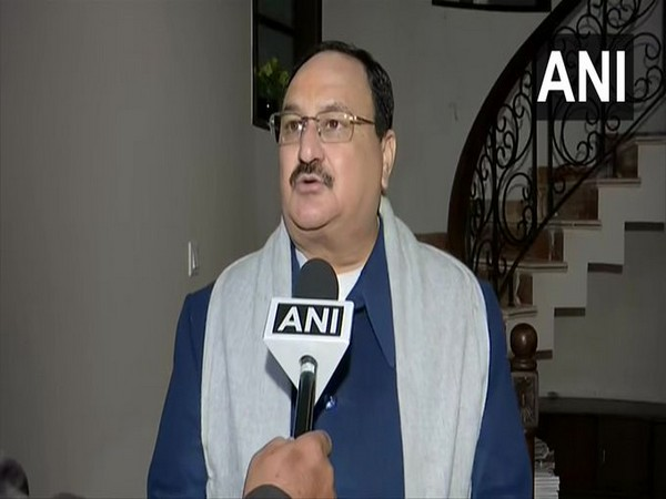 Nadda holds meeting with BJP leaders to discuss strategy for Rajasthan by-polls