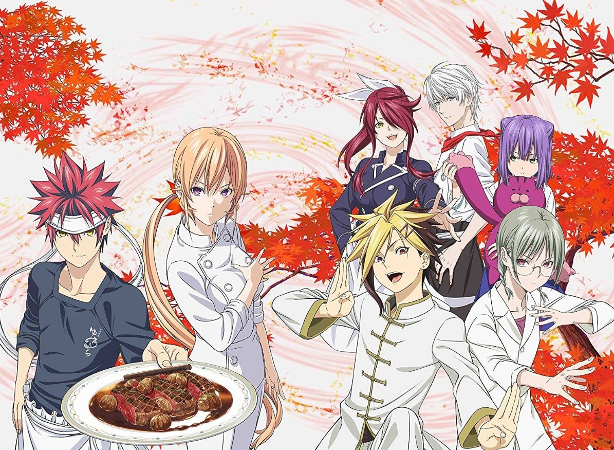 Food Wars: Did Season 5 mark end or Season 6 can be renewed?