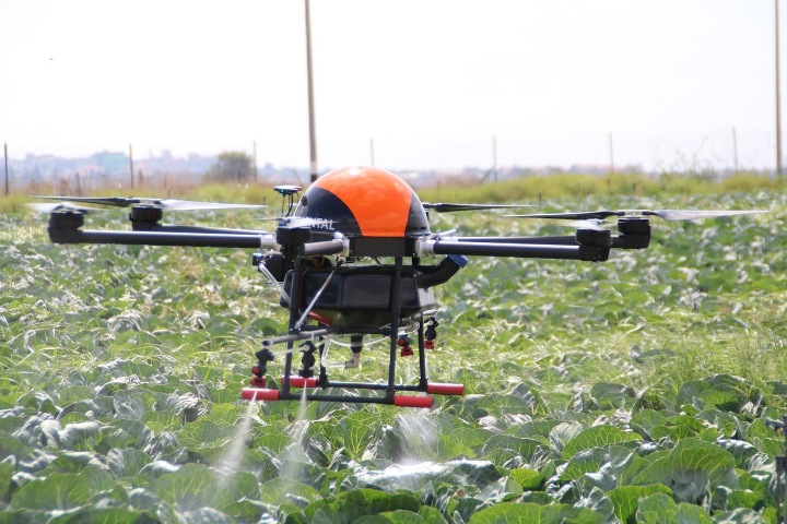 AfDB highlights role of Korean drone technology to boost food production in Africa