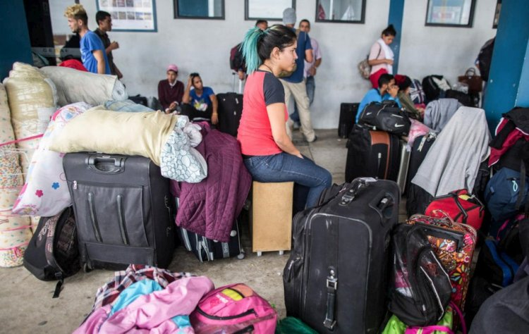 "El Salvador says it was ""bargaining chip"" in Mexico's migration deal with U.S."