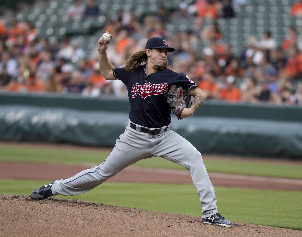Clevinger helps Indians extend dominance over Angels