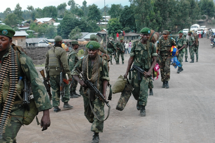 Congo vows zero tolerance over child soldiers after U.S. anti-trafficking nod
