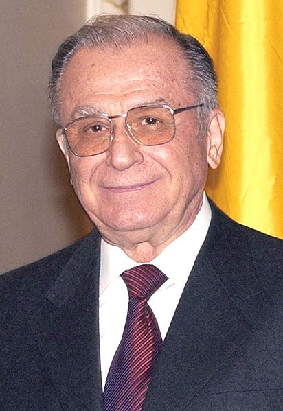 Former Romania president Iliescu charged with crimes against humanity in 1989 revolution