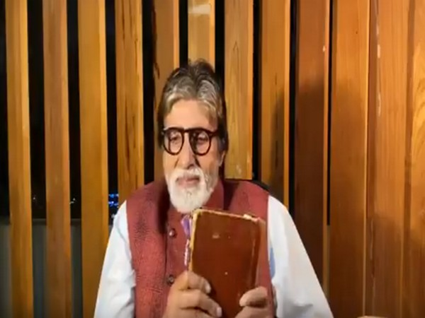 'Of hope and strength': Amitabh Bachchan reminisces his father's poetry