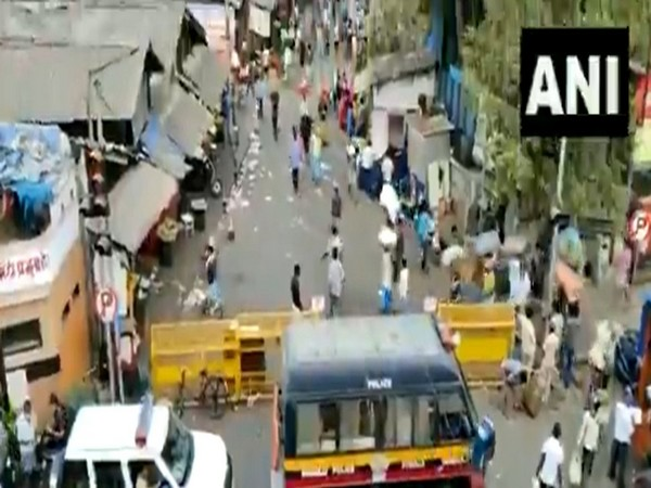 Mumbai's Byculla market saw thin crowd after fresh COVID-19 lockdown guidelines