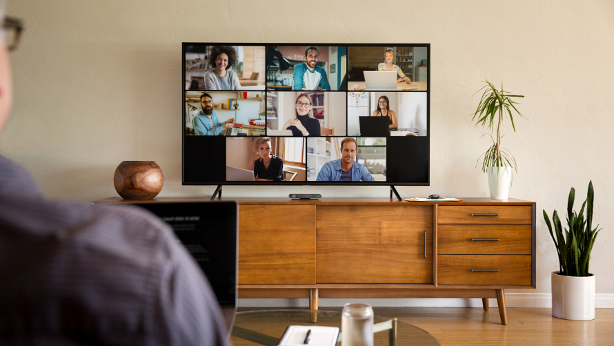 Facebook Portal TV adds support for Zoom and GoToMeeting