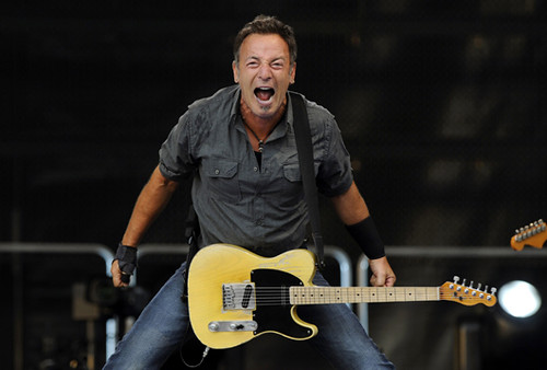 Entertainment News Roundup: Springsteen to return to Broadway in June, audience vaccinations mandatory; Star of 'I May Destroy You' wins big at Britain's BAFTA awards and more