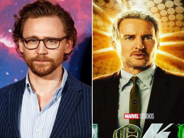 Tom Hiddleston talks about Owen Wilson's portrayal of Mobius in upcoming 'Loki' series