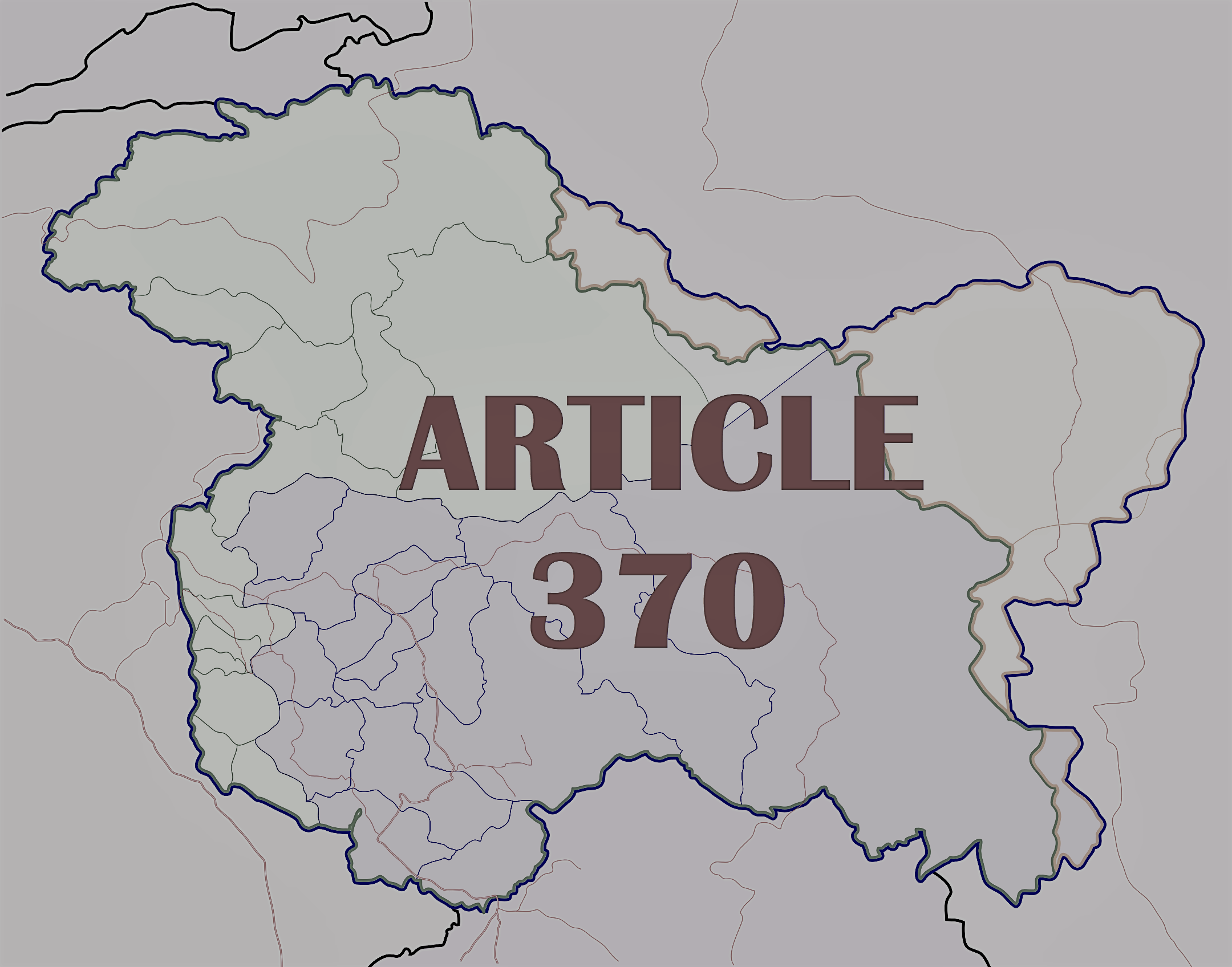 We are all 'Hairy Baboons': Kashmiris post abrogation of Article 370 provisions