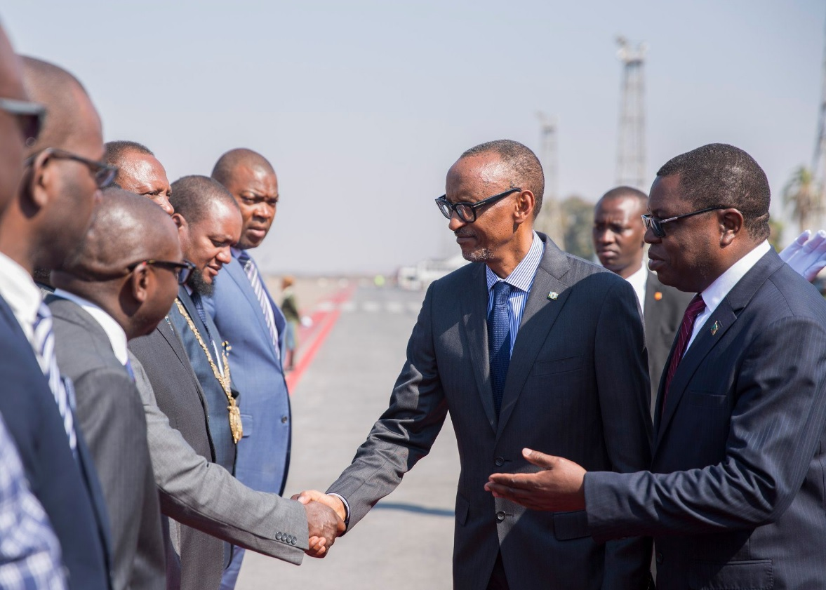 Paul Kagame's inspiring statement on SDGs from Lusaka ahead of Sub-Regional Center's launch