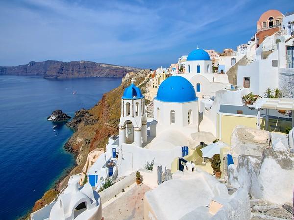 Greece restarts regular ferry services to the islands in bid to salvage tourism season