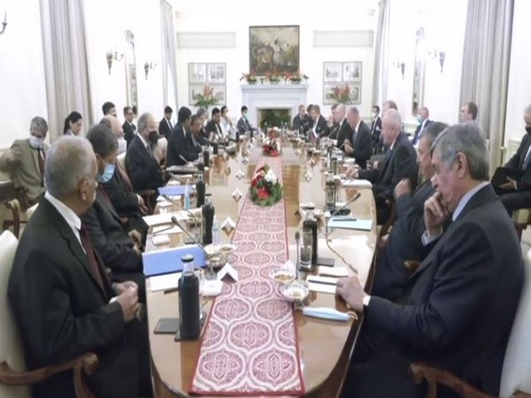 India-Russia high-level meeting on Afghanistan underway in Delhi