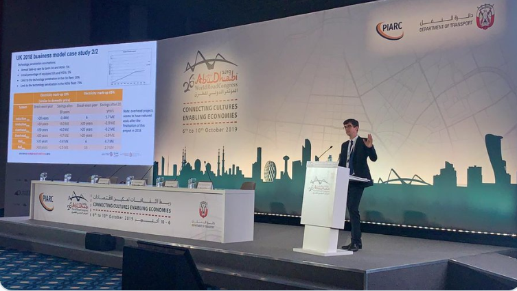Electric Road Systems could play crucial role in achieving Climate Goals: PIARC