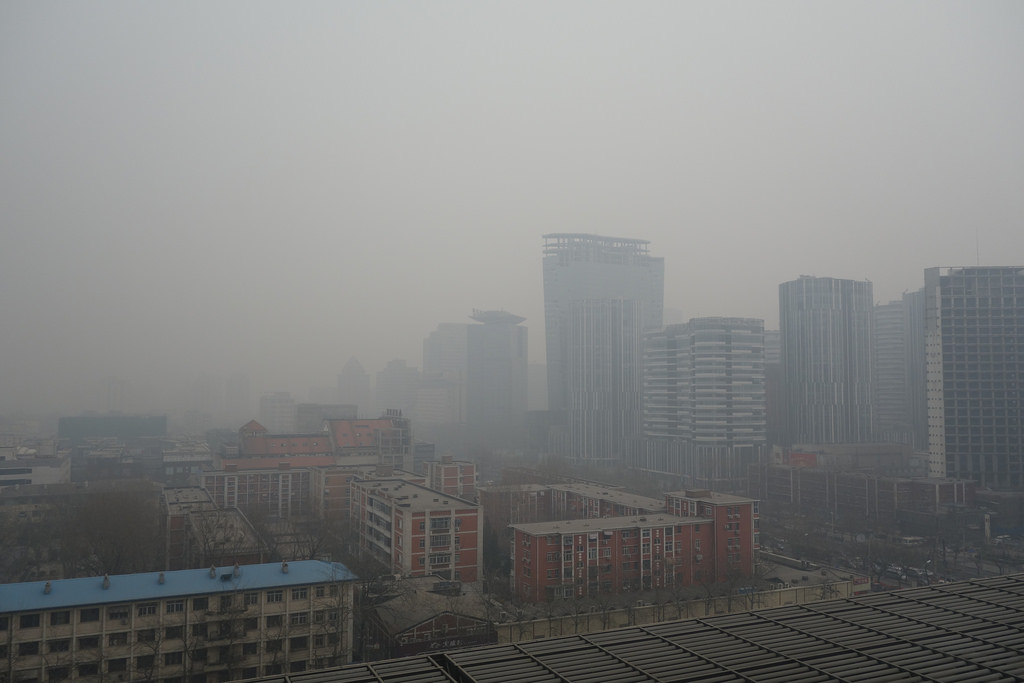 Are Beijing's environmental plans going up in smoke?