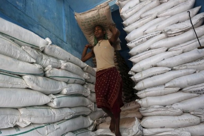 Sugar production fall by 15 per cent to 1.16 million tonnes till November 15