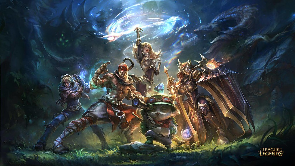 Video game 'Legends' do battle for $1 million