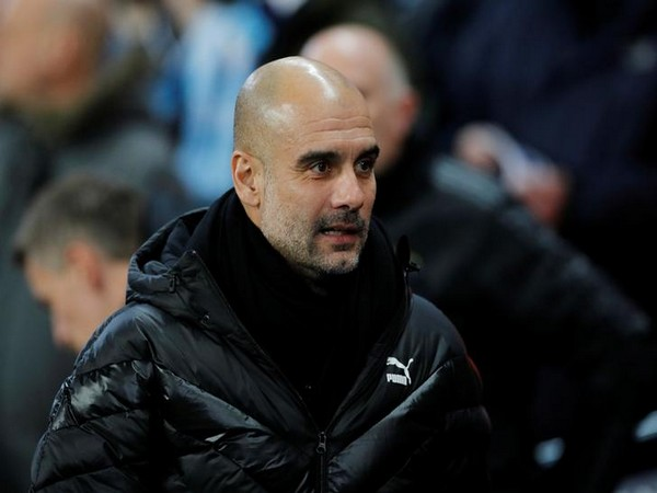 Pep Guardiola liked his team's performance despite defeat against Manchester United