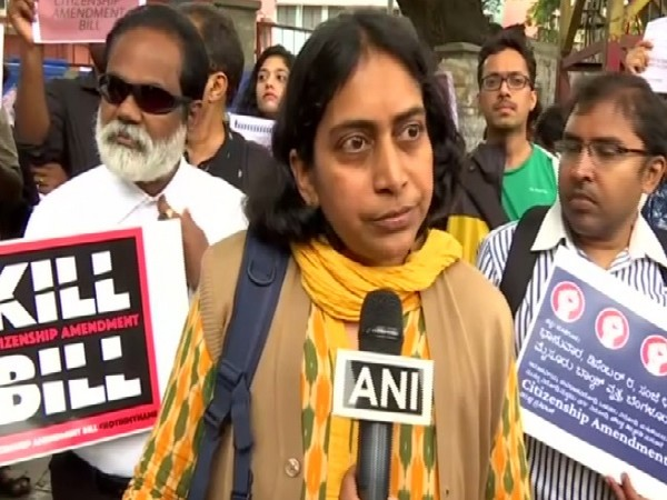 Bengaluru sees protest against NRC, Citizenship Amendment Bill