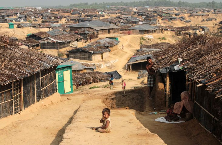UN fears for dying people in Myanmar's Rakhine, calls for aid access