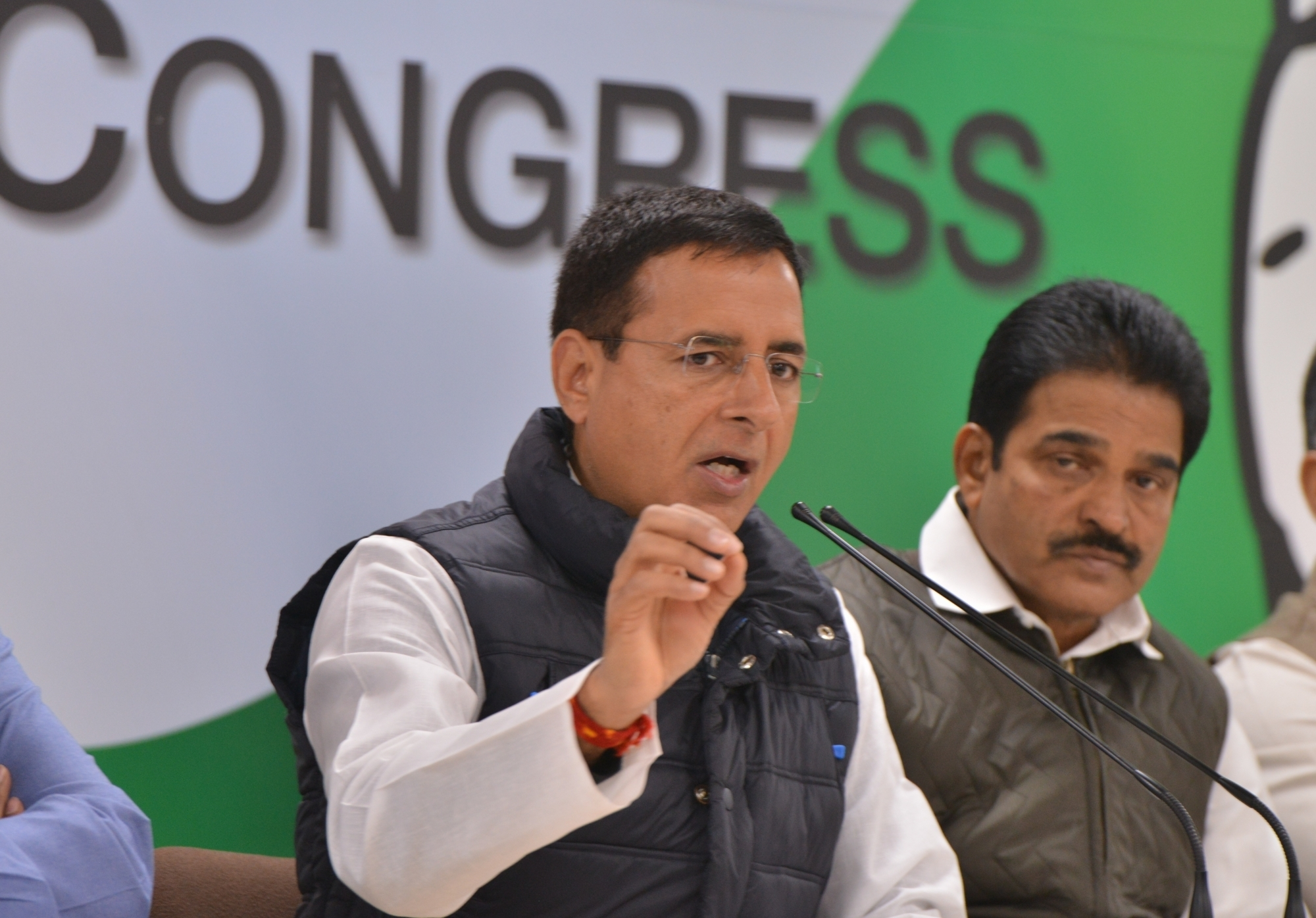 Mismanagement by Haryana govt responsible for power crisis in state: Surjewala