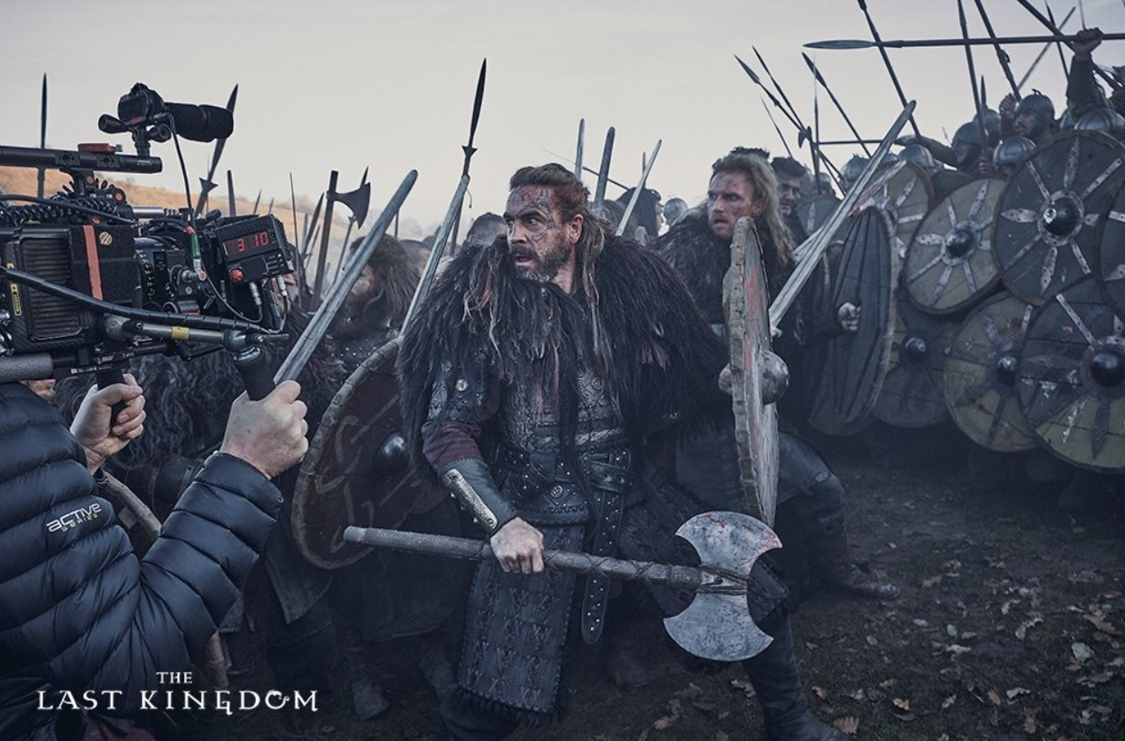 The Last Kingdom Season 4: Adrian Bouchet teases release time, Alexander Dreymon on Instagram