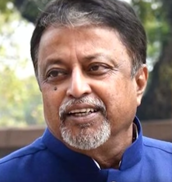 No democracy in West Bengal, says BJP leader Mukul Roy
