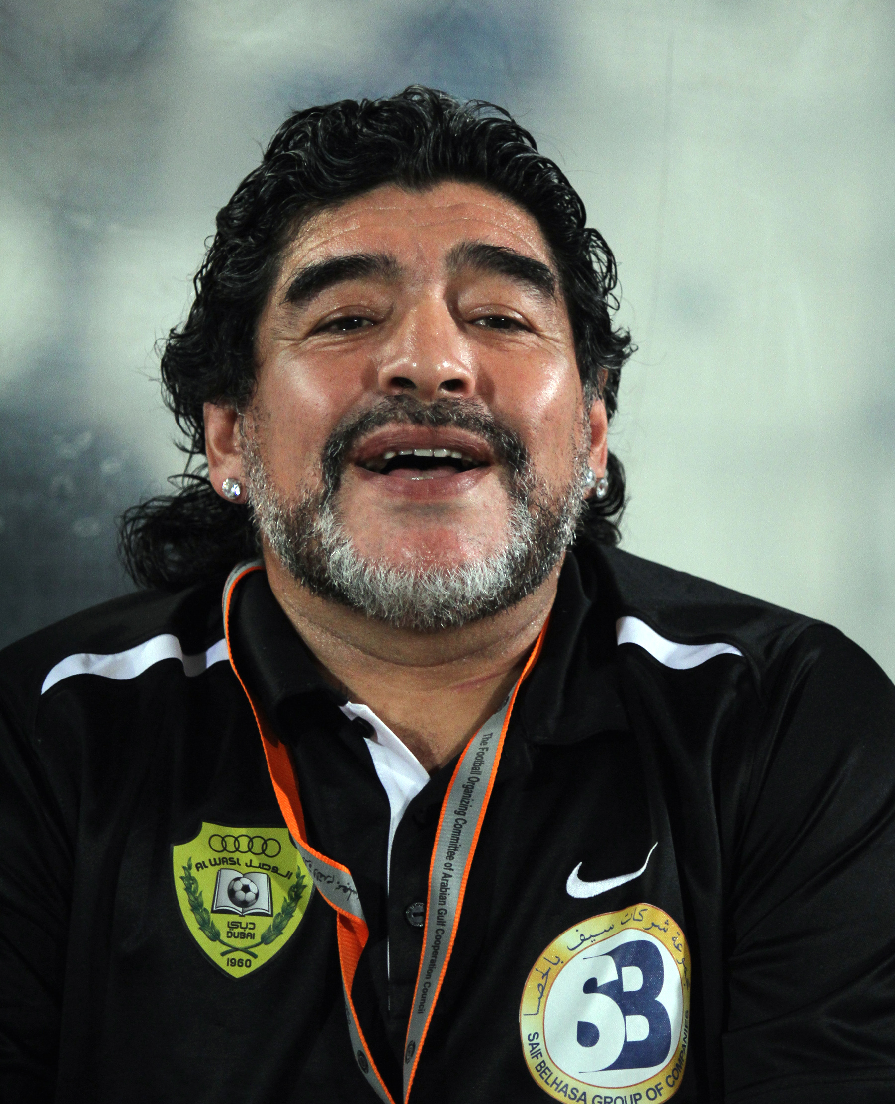 Naples unites in grief over death of adoptive son Maradona