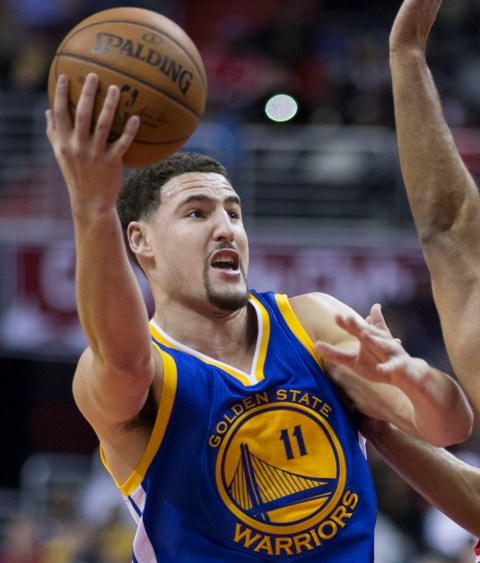 Warriors confirm G Thompson tore ACL