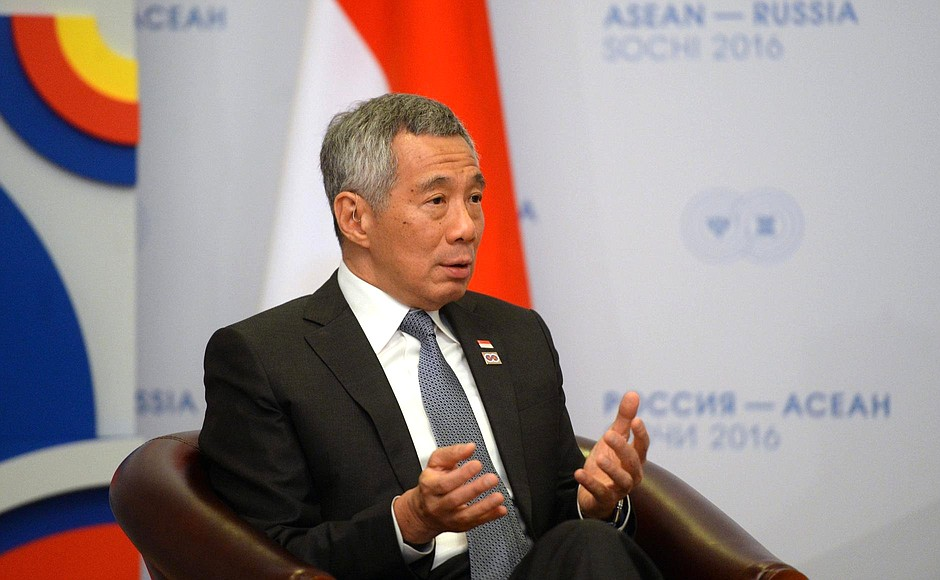 ASEAN and Australia, New Zealand should work to ease border restrictions, says Singapore PM