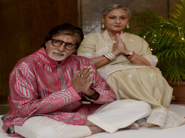 Big B thanks fans for wishes on wife Jaya's birthday