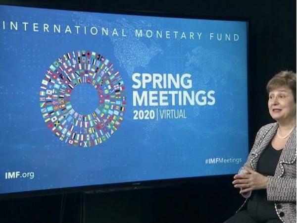 Global growth will turn sharply negative in 2020: IMF