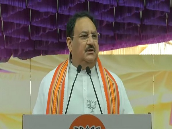 Nadda to hold 3 roadshows in West Bengal today