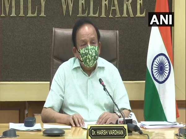 0.46 pc COVID-19 patients on ventilators, 2.31 pc in ICU:  Harsh Vardhan