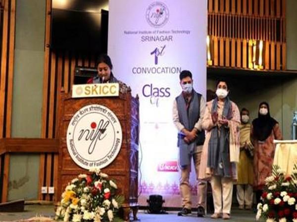 Production, design of textiles will be the next big thing: Smriti Irani