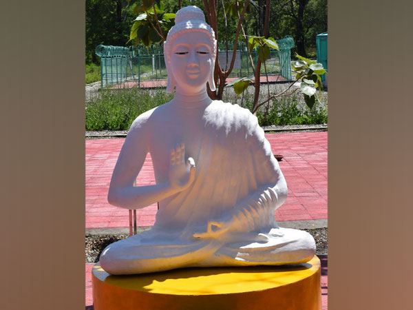Uttarakhand: Buddha Vatika inaugurated at research wing of state forest department in Haldwani