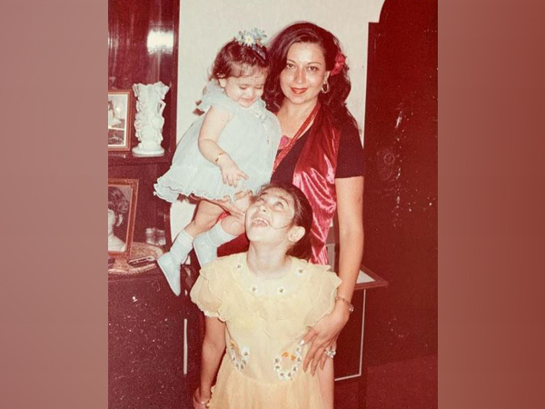 Mother's Day: Kareena Kapoor calls mom 'The Rock of Gibraltar', posts adorable childhood picture