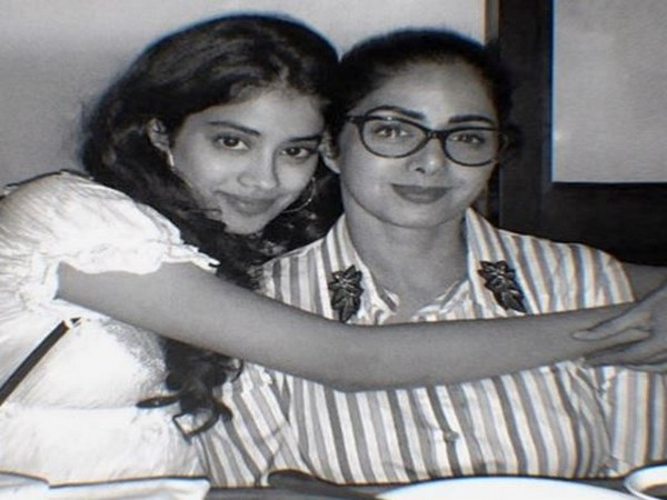 Janhvi Kapoor shares beautiful throwback photos of late Sridevi on Mother's Day