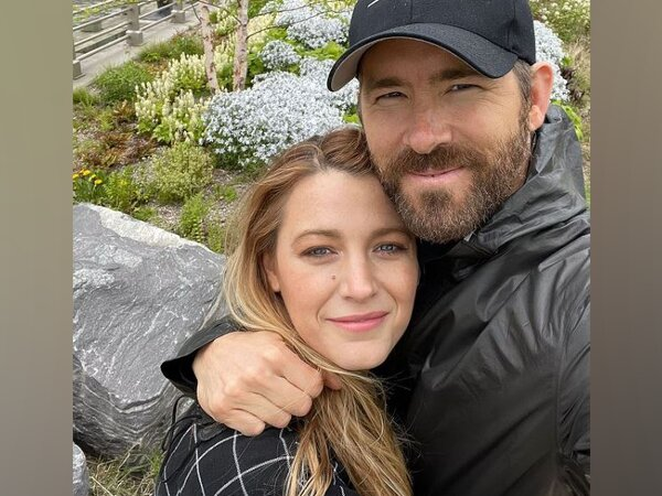 Ryan Reynolds gives shot-out to wife Blake Lively: 'Happy Mother's Day, my love.'