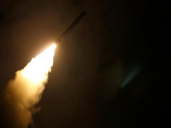 Hamas radio reports Israeli air strike in Gaza