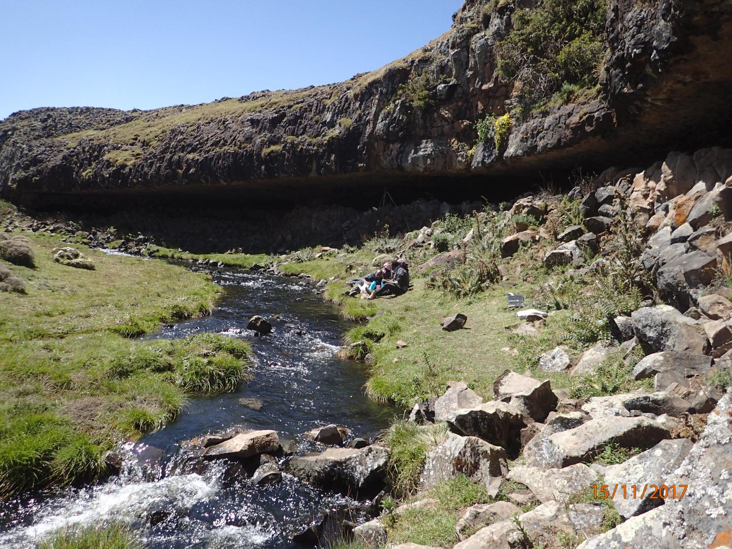 During last ice age, Ethiopians fled to mountains- study