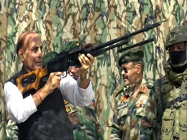 Rajnath announces progressive restrictions on import of 101 defence items
