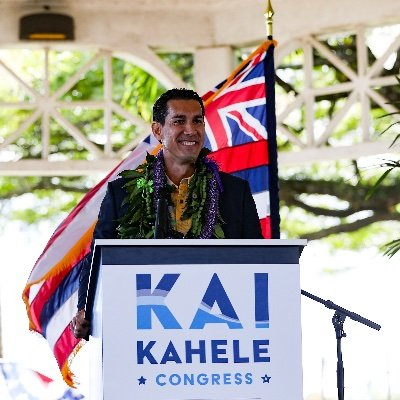 Kahele wins Hawaii Democratic primary for Gabbard's seat