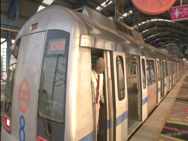 Blue Line starts with 66 trains, Pink with 2 sections on Sept 9, 10: DMRC