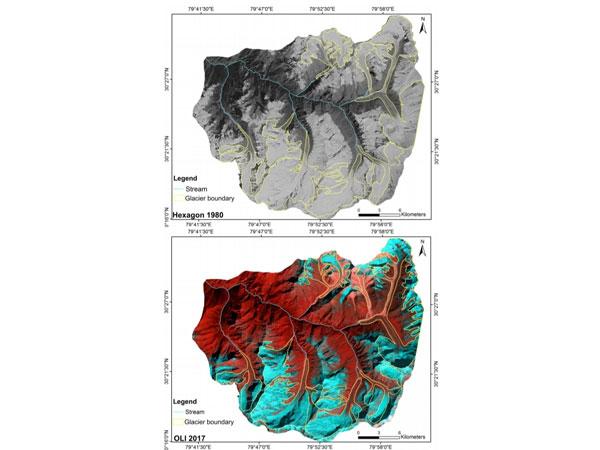 Over 37 yrs, glaciers in Nanda Devi Biosphere Reserve's Rishikesh catchment reduced 10 pc