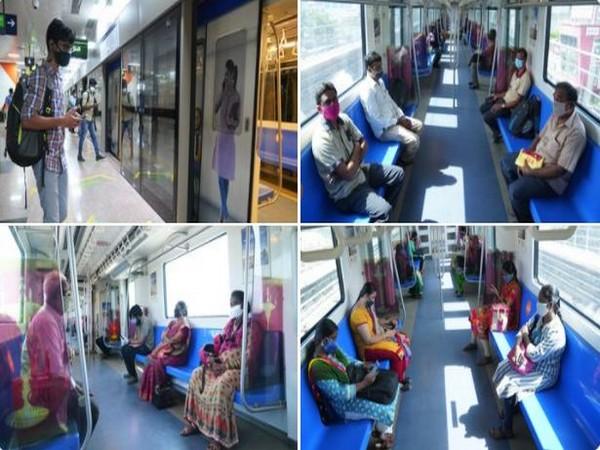 Chennai Metro Rail resumes Green Line services today