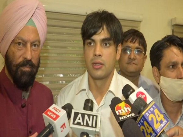 Neeraj Chopra thanks Punjab CM for hosting dinner for Olympians, says 'it shows how much he loves sports'