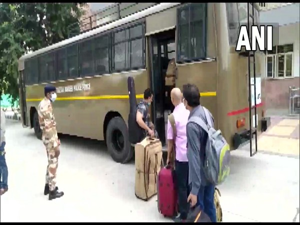 35 evacuees from Afghanistan complete 14-day quarantine at ITBP camp in Delhi