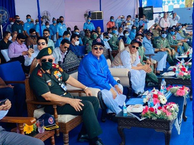 Rajnath Singh inaugurates Emergency Landing Facility on NH 925A in Rajasthan