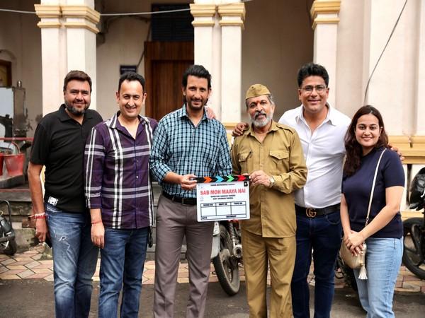 Sharman Joshi, Annu Kapoor to feature in new film 'Sab Moh Maaya Hai'