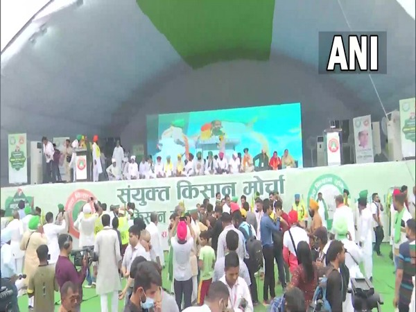 Sanyukt Kisan Morcha begins 2-day meet in Lucknow